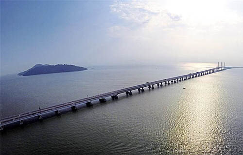 penang-2nd-bridge