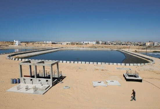 Kahramaa Water Security Mega Reservoirs Construction1