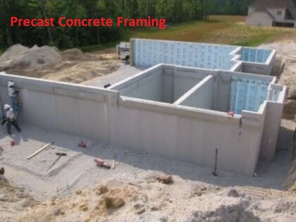 concrete framing