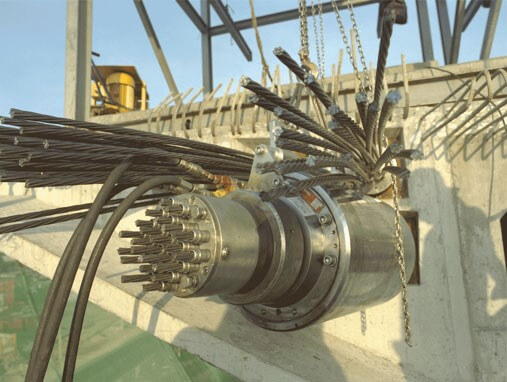 Prestressed System   Post Tensioninng System & Accessories