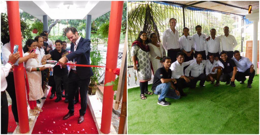 Halfen-Moment India's Office Inauguration