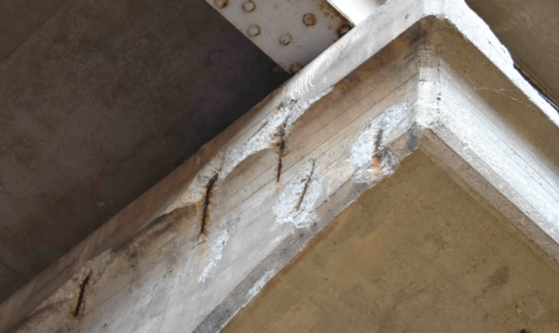 Consequences of without proper concrete spacer1