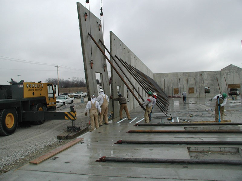 The Secret to Precast Wall Connection